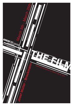 poster / cover / Josef Muller-Brockmann