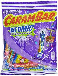 Carambar Atomique 110 g: Cet article Carambar Atomique 110 g est apparu en premier sur Epicerie au meilleur prix livrée sur toute la France…