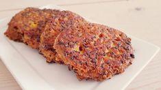 Bloemkoolburgers – Koolhydraatarm