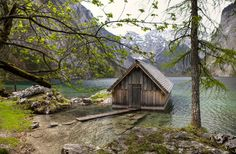 Spring at Obersee by Béla Török via 500px