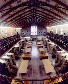 Frederick Ferris Thompson Memorial Library at Vassar College, Poughkeepsie (USA). Peabody Library, College List, Sister Cities, Toledo Ohio, Johns Hopkins University, College Application, United States, Sylvania Ohio, Architecture