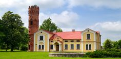 Vilkaviškis is a city in southwestern Lithuania. It is located on a bank of Šeimena River. The town was granted city rights in 1670.