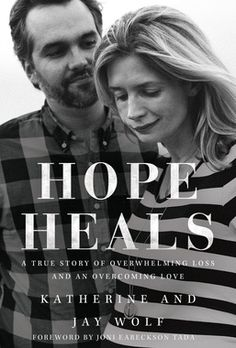 Books: Hope Heals: A True Story of Overwhelming Loss and an Overcoming Love (Hardcover) by Katherine Wolf, Jay Wolf, Joni Eareckson Tada Free Reading, Reading Lists, Reading Goals, Reading Challenge, Reading Nook, Books To Read, My Books, Thing 1, So Little Time