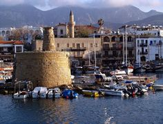 Girne (Kyrenia), North Cyprus.