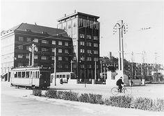 Strassenbahnhof Muellerstrasse (Wedding) Berlin 1930