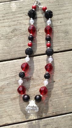 Children's necklace by sunshinesitems on Etsy, $12.00