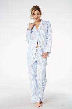 Bedhead Pajamas Classic Notch Collar PJ Set