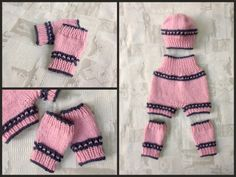 These high waisted shorts were supposed to be knitted only as diaper covers. But then I had enough left over yarn and I started to knit s...