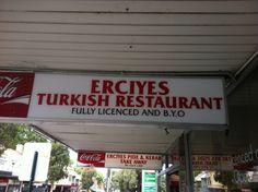 Erciyes Restaurant (Redfern)