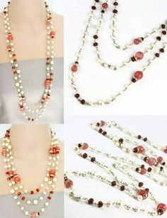 Jewelry making idea, vancaro vintage