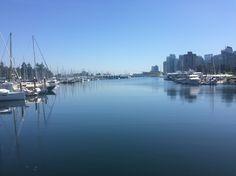Coal Harbour. Vancouver, British Columbia.