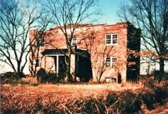 Lost Collierville: Does Anybody Remember This Building That Stood at Poplar and Shea?