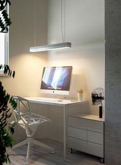 Minimal Desks - Simple workspaces, interior design