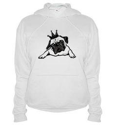 Camiseta Jersey chica Pug