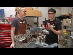 Mythbuster Adam Savage Discusses His Zorg ZF-1 Super Gun Replica Project (I love Fifth Element)