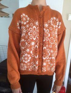 """""""Blomster jakke"""" Men Sweater, Sweaters, Fashion, Moda, La Mode, Pullover, Men's Knits, Sweater, Fasion"""