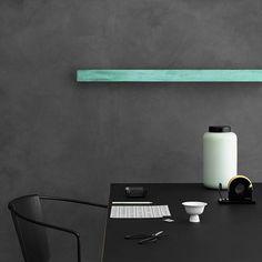 We love these Verdigris lights by Danish brand Anour