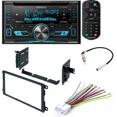 a851fc0535937d3e1cdeee709bbeb822 radio cd cd player asc single din car radio dash kit, wire harness, and antenna  at alyssarenee.co