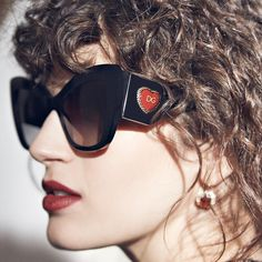 dolce   gabbana — dg devotion bag, ready to wear   cuore sacro sunglasses.  Dynamic Vision aaeb90d89a