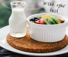 """How often do we skip breakfast? We rush through the work week, seemingly too busy to properly fuel our bodies - we're so rushed in the mornings, we cram what might pass for food into our faces while on the run. But what happens when you actually MAKE the time to ... well ... """"break our fast""""? Here's a suggestion - take time today (or your next available Sunday, Saturday, or whatever) and make yourself and significant others a great breakfast. And make it a habit of it!"""