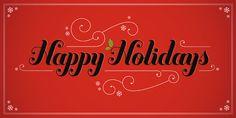 :) Holidays
