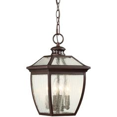 You'll love the Auer 4-Light Outdoor Hanging Lantern at Wayfair - Great Deals on all Lighting products with Free Shipping on most stuff, even the big stuff.