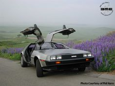 DeLorean DMC-12 Electric Car available 2013... Possibly looks better than this, with a Flux Capacitor installed!