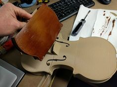 The Hovalin Violin Is Now Open Source