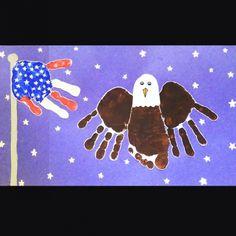 american-flag-handprint-bald-eagle-kids-craft