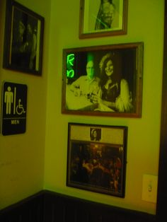 Pictures of Janis Joplin at Threadgill's