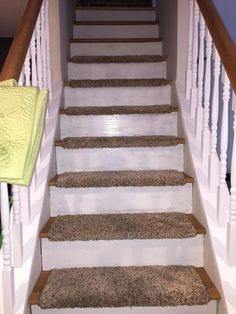 Simply Seamless Tranquility Mountain Mist 10 In X 27 Traditional Padded Self Stick Stair Tread