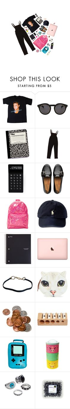 """Maxim"" by jetra13 ❤ liked on Polyvore featuring Illesteva, ASOS, LEXON, FitFlop, O-Mighty, Prada, Chapstick, Origins and Nintendo"