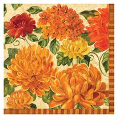 Magnificent MumsLunch Napkins 3 Ply/Case of 192