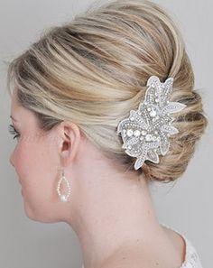 Stunning Hairstyles for Wedding Dinner