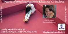 Trauma Informed Approaches to Educating GT Students School Staff, Law School, Gifted Education, Special Education, Overcoming Adversity, Social Emotional Development, Psychology Degree, Johns Hopkins University, Classroom Walls