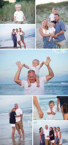 Topsail Beach Summer Family Photos - Photography by Angela Piccinin - Wilmington NC Wedding and Family Portrait Photographer
