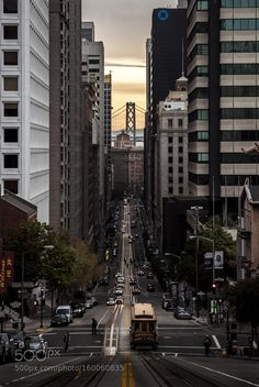 San Francisco sunrise by RobinSmits1 #travel #traveling #vacation #visiting #trip #holiday #tourism #tourist #photooftheday #amazing #picoftheday