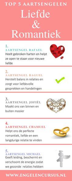 De engelen helpen je ook de liefde van je leven te vinden :)