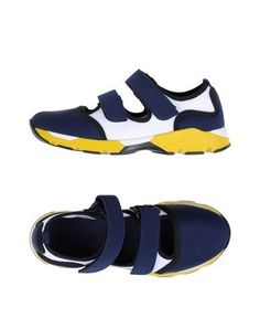 MARNI Women's Sandals Dark blue 8 US