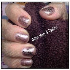 Vernis permanent Aline Art Nails by d'une main à l'autre Beauty, Other, Hands, Beauty Illustration
