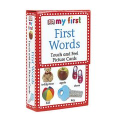 My First Flash Cards For Baby from One Step Ahead