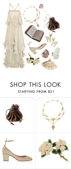 """""""brood"""" by awns ❤ liked on Polyvore featuring Chloé and Valentino"""