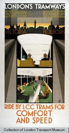 Poster 2007/10605 - Poster and Artwork collection online from the .London Transport Museum.16