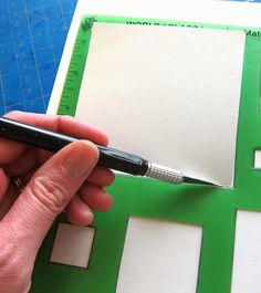 How to Make Windows and Doors in Your Art Journal - Dabblings