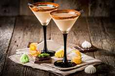 Chocolate orange martini - OMG Just for me...