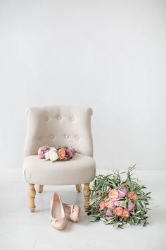 #lovemyjob millesfleurs weddingstyledshoot Foto Diana Frohmüller Flowercrown Bouquet Wedding