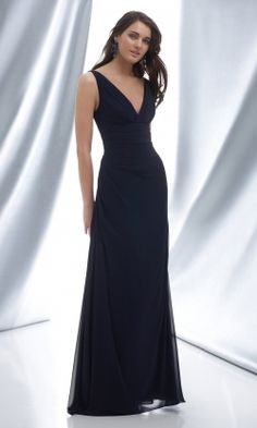 Long Bridesmaid Dresses Page 2 - KateQueen.com
