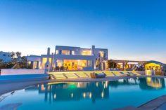 For rent: Villa Aethra, Kalo Livadi Greece - JamesEdition