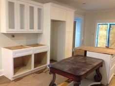 Cabinets looking great!