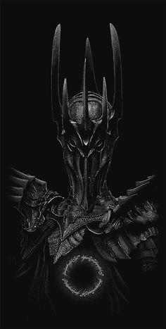 Sauron, el Señor Oscuro